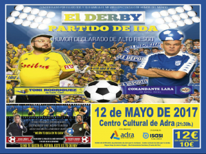 Cartel El Derby